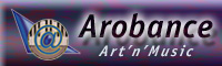 Arobance, offering electronic musics, independant labels and artists, electro, trance, ambient, drum'n'bass, metal indus and metaphysical insured.