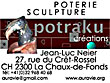 Sculpture, c�ramique, poterie, raku